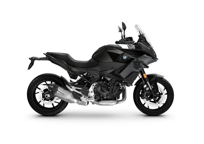 2022 BMW Motorrad F-series gets colour updates Image #1314498