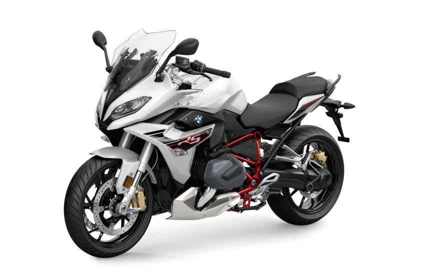2022 BMW Motorrad R-series motorcycles get updates Image #1314342