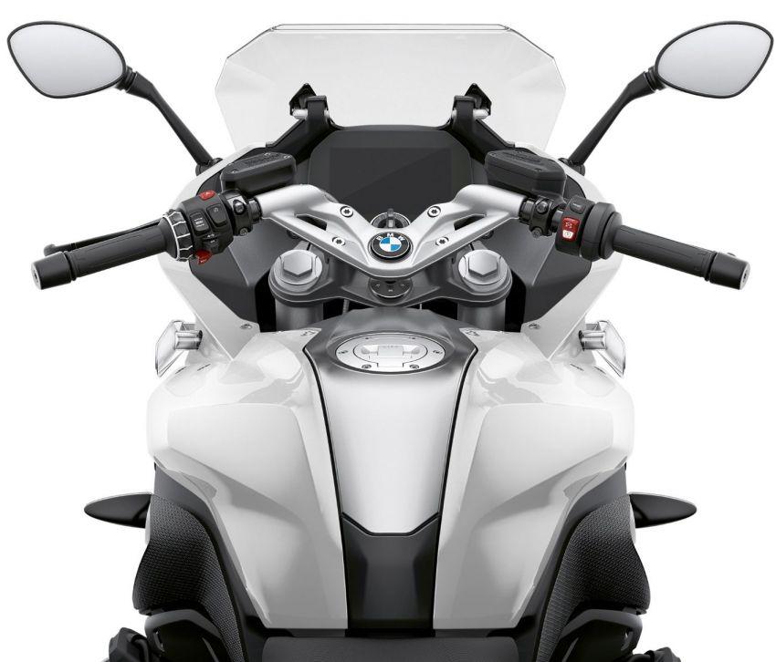 2022 BMW Motorrad R-series motorcycles get updates Image #1314345