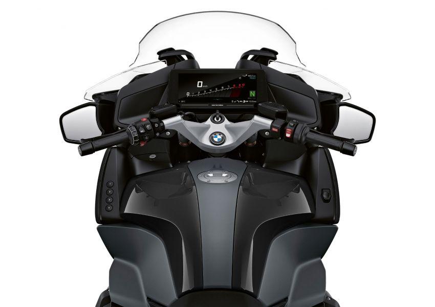 2022 BMW Motorrad R-series motorcycles get updates Image #1314351
