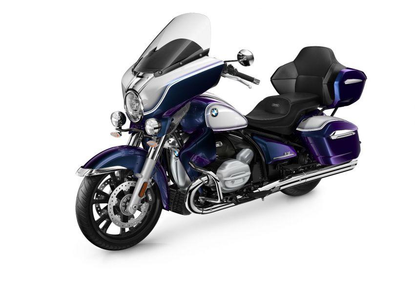 2022 BMW Motorrad R18 gets R18 Transcontinental and R18B Bagger variants, Marshall sound system Image #1324874