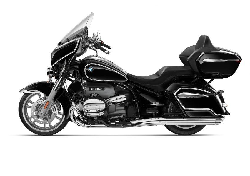 2022 BMW Motorrad R18 gets R18 Transcontinental and R18B Bagger variants, Marshall sound system Image #1324883