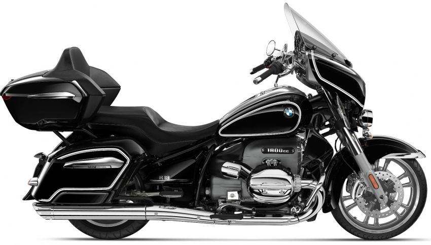 2022 BMW Motorrad R18 gets R18 Transcontinental and R18B Bagger variants, Marshall sound system Image #1324884