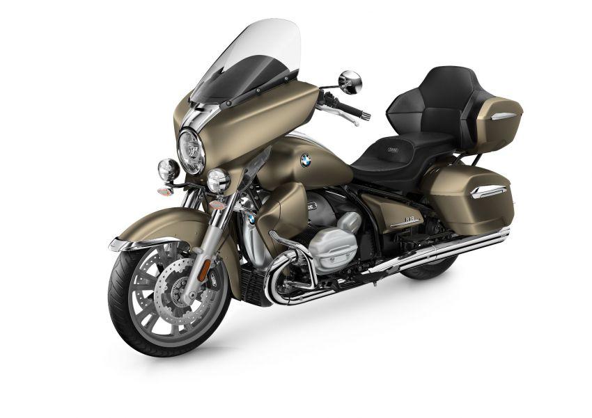 2022 BMW Motorrad R18 gets R18 Transcontinental and R18B Bagger variants, Marshall sound system Image #1324885