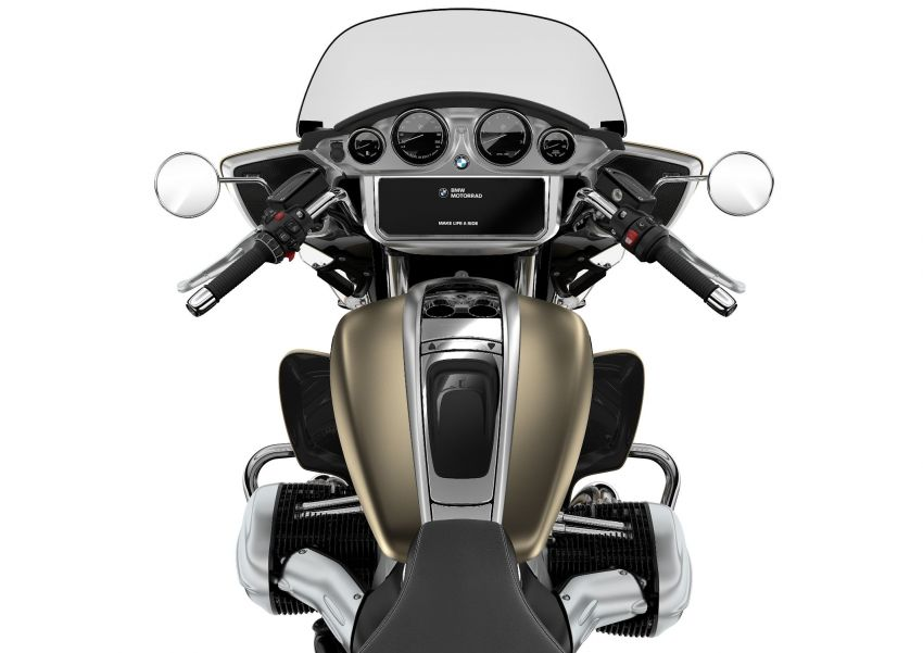 2022 BMW Motorrad R18 gets R18 Transcontinental and R18B Bagger variants, Marshall sound system Image #1324886
