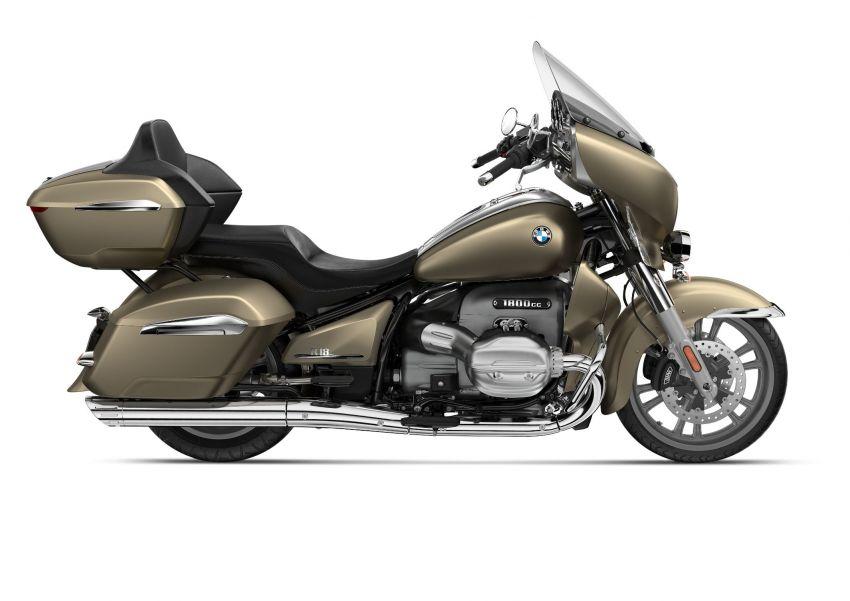 2022 BMW Motorrad R18 gets R18 Transcontinental and R18B Bagger variants, Marshall sound system Image #1324888
