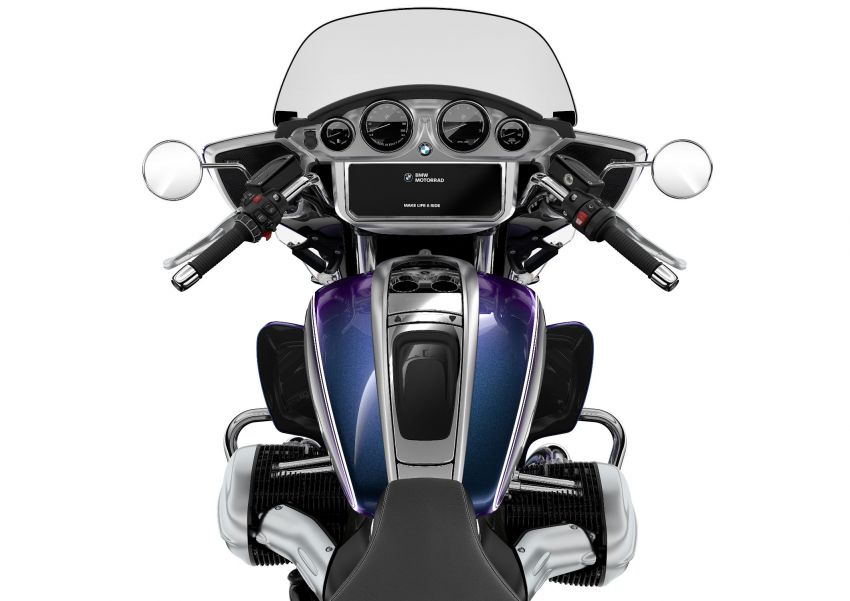 2022 BMW Motorrad R18 gets R18 Transcontinental and R18B Bagger variants, Marshall sound system Image #1324875