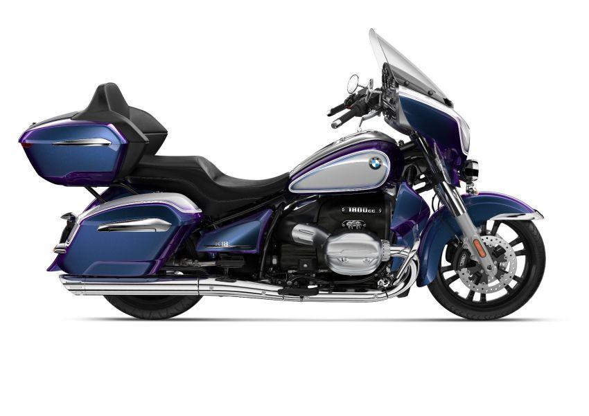 2022 BMW Motorrad R18 gets R18 Transcontinental and R18B Bagger variants, Marshall sound system Image #1324877