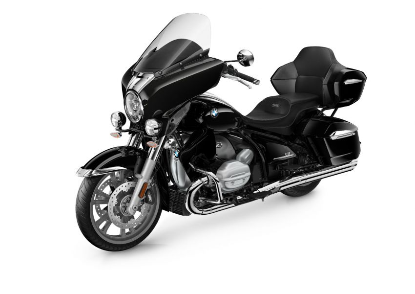 2022 BMW Motorrad R18 gets R18 Transcontinental and R18B Bagger variants, Marshall sound system Image #1324878