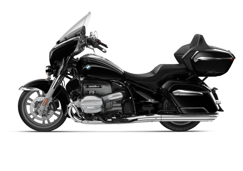 2022 BMW Motorrad R18 gets R18 Transcontinental and R18B Bagger variants, Marshall sound system Image #1324880