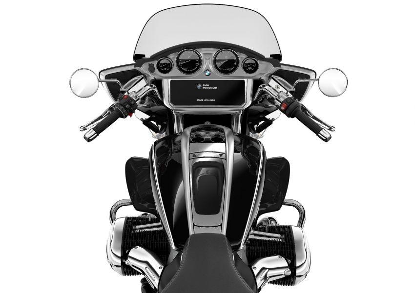 2022 BMW Motorrad R18 gets R18 Transcontinental and R18B Bagger variants, Marshall sound system Image #1324882