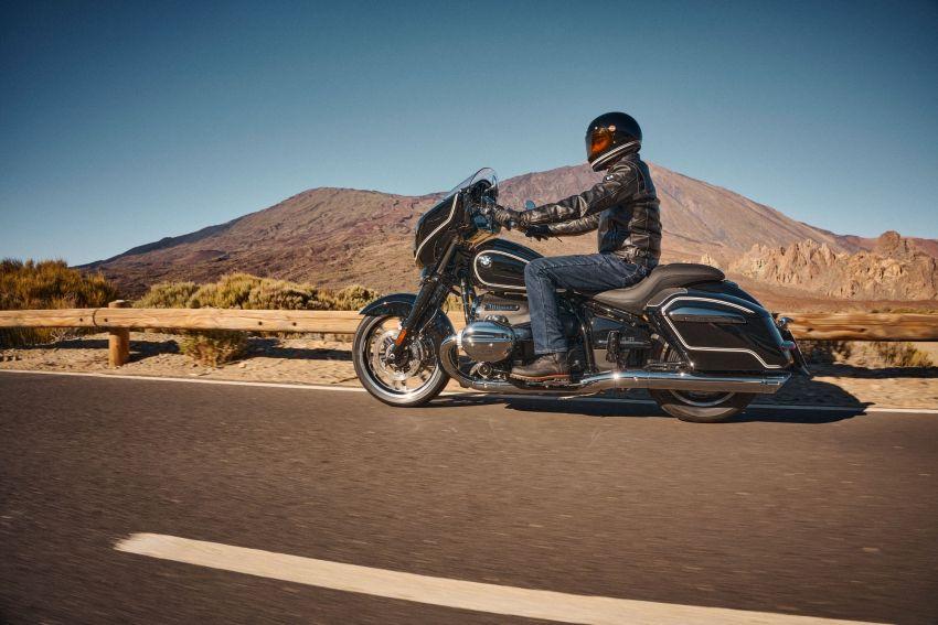 2022 BMW Motorrad R18 gets R18 Transcontinental and R18B Bagger variants, Marshall sound system Image #1324847