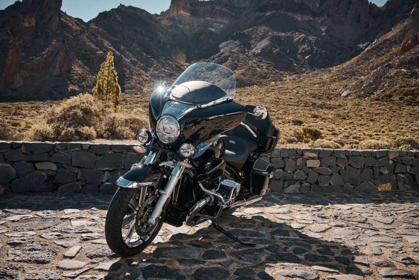 2022 BMW Motorrad R18 gets R18 Transcontinental and R18B Bagger variants, Marshall sound system Image #1324849