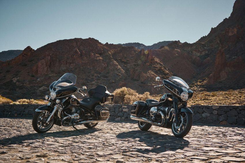 2022 BMW Motorrad R18 gets R18 Transcontinental and R18B Bagger variants, Marshall sound system Image #1324850