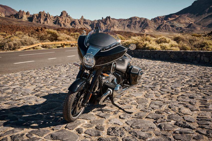 2022 BMW Motorrad R18 gets R18 Transcontinental and R18B Bagger variants, Marshall sound system Image #1324834