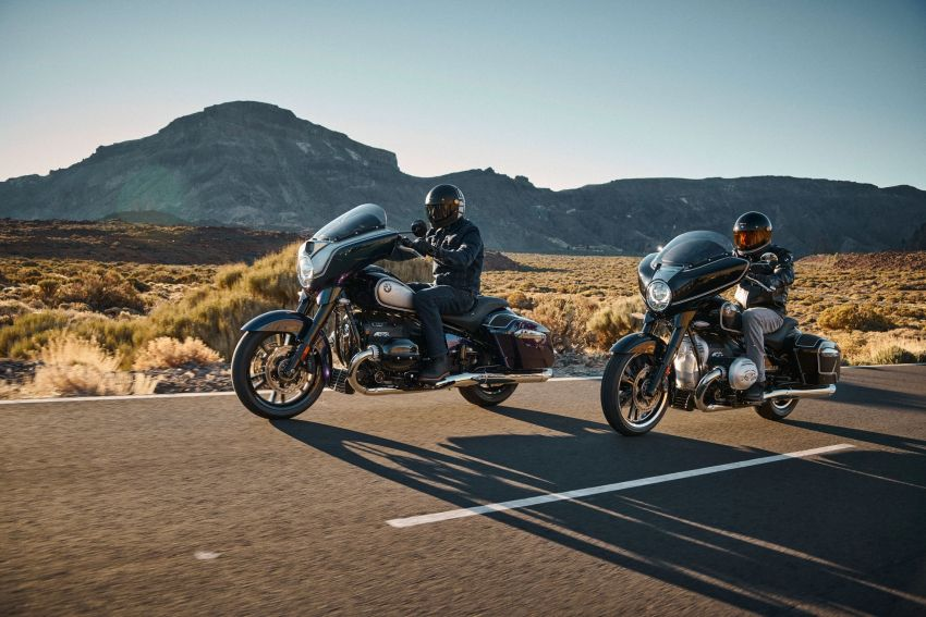 2022 BMW Motorrad R18 gets R18 Transcontinental and R18B Bagger variants, Marshall sound system Image #1324852