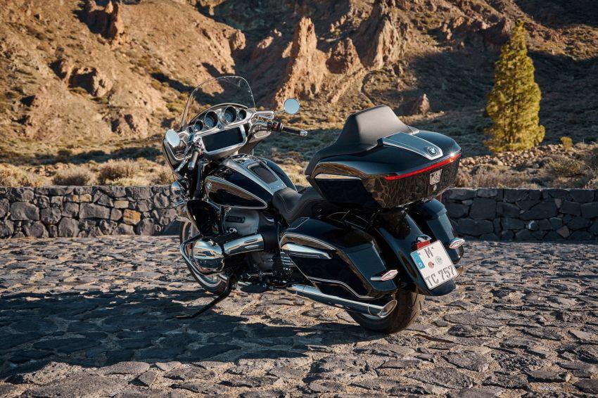2022 BMW Motorrad R18 gets R18 Transcontinental and R18B Bagger variants, Marshall sound system Image #1324855