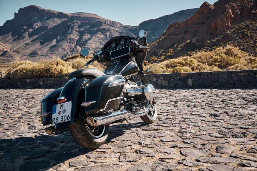 2022 BMW Motorrad R18 gets R18 Transcontinental and R18B Bagger variants, Marshall sound system Image #1324835
