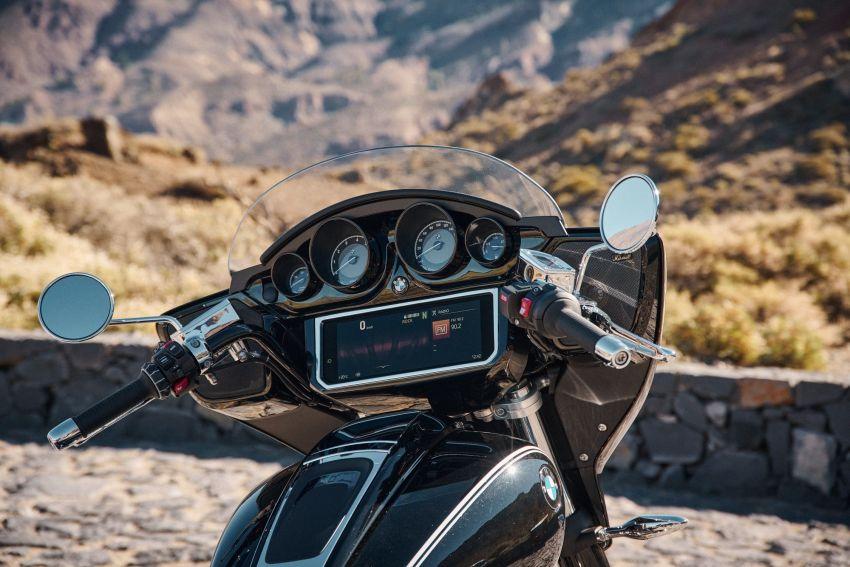 2022 BMW Motorrad R18 gets R18 Transcontinental and R18B Bagger variants, Marshall sound system Image #1324837