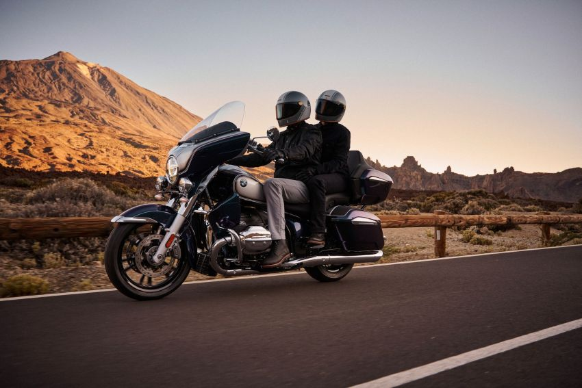 2022 BMW Motorrad R18 gets R18 Transcontinental and R18B Bagger variants, Marshall sound system Image #1324841