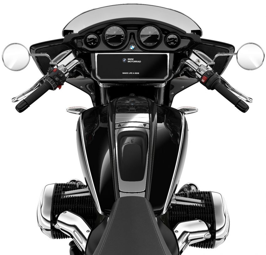 2022 BMW Motorrad R18 gets R18 Transcontinental and R18B Bagger variants, Marshall sound system Image #1324867