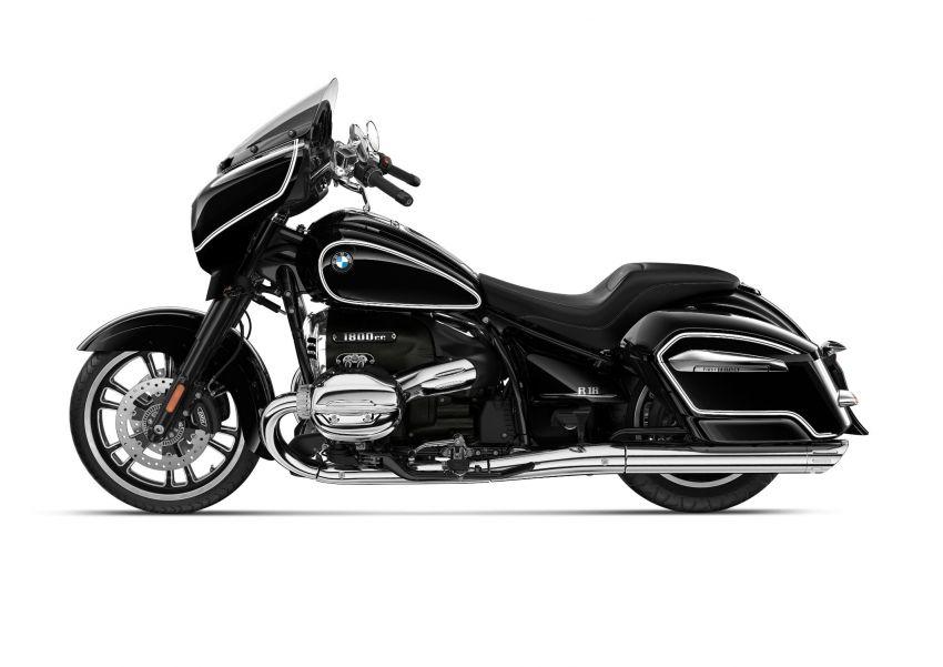 2022 BMW Motorrad R18 gets R18 Transcontinental and R18B Bagger variants, Marshall sound system Image #1324868
