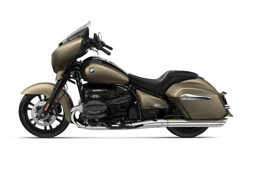2022 BMW Motorrad R18 gets R18 Transcontinental and R18B Bagger variants, Marshall sound system Image #1324872
