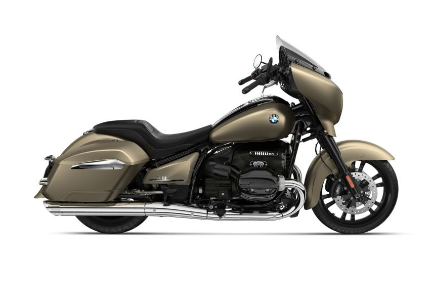 2022 BMW Motorrad R18 gets R18 Transcontinental and R18B Bagger variants, Marshall sound system Image #1324873