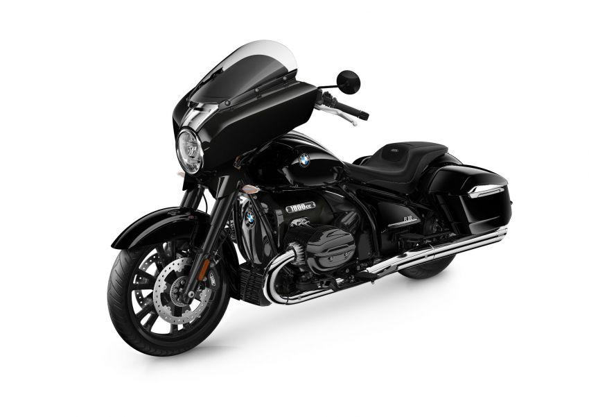 2022 BMW Motorrad R18 gets R18 Transcontinental and R18B Bagger variants, Marshall sound system Image #1324862