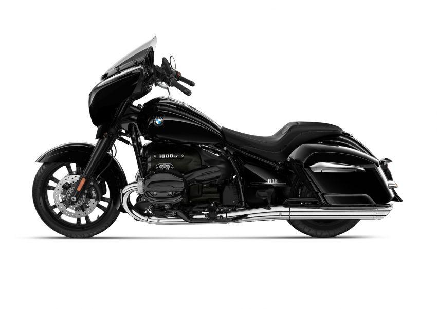 2022 BMW Motorrad R18 gets R18 Transcontinental and R18B Bagger variants, Marshall sound system Image #1324864
