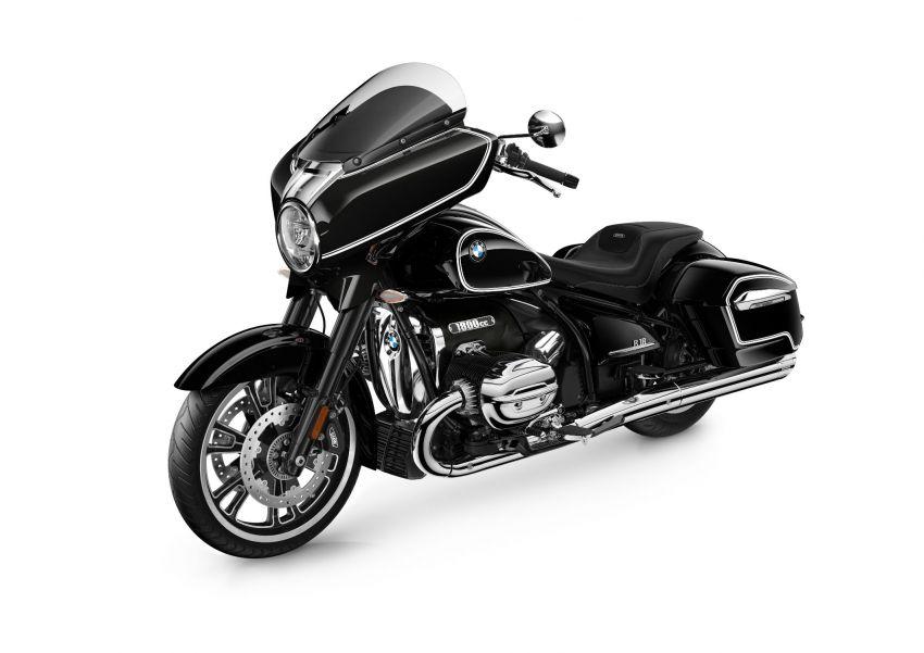 2022 BMW Motorrad R18 gets R18 Transcontinental and R18B Bagger variants, Marshall sound system Image #1324866