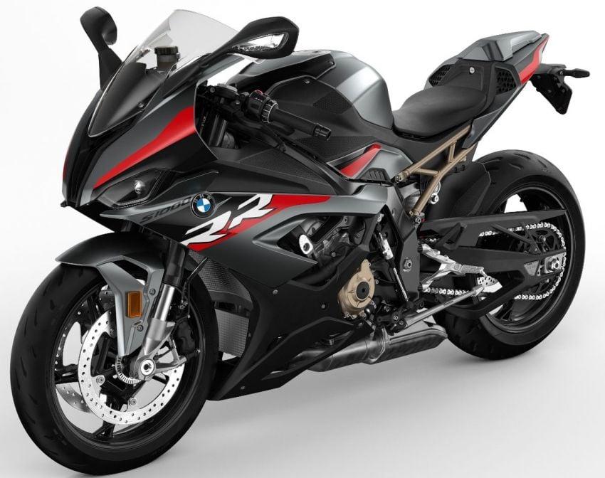 2022 BMW Motorrad S1000RR new colour, M Package – new colour schemes for S1000XR adventure-tourer Image #1314376