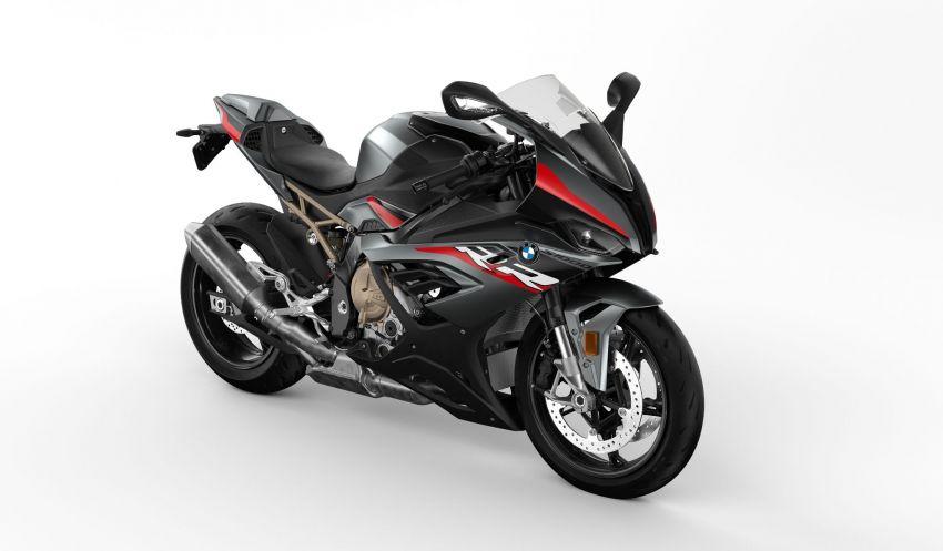 2022 BMW Motorrad S1000RR new colour, M Package – new colour schemes for S1000XR adventure-tourer Image #1314377