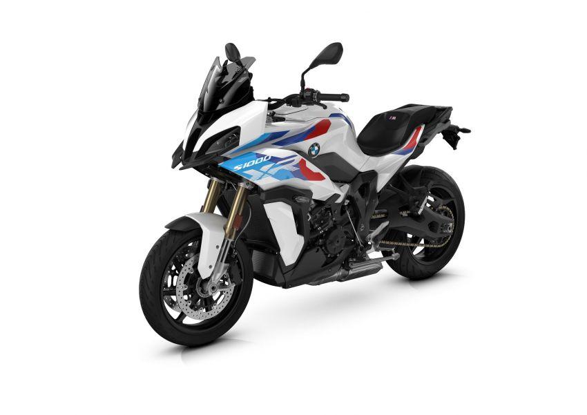 2022 BMW Motorrad S1000RR new colour, M Package – new colour schemes for S1000XR adventure-tourer Image #1314383