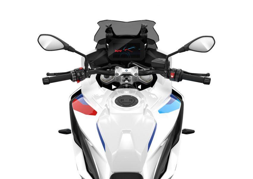 2022 BMW Motorrad S1000RR new colour, M Package – new colour schemes for S1000XR adventure-tourer Image #1314384