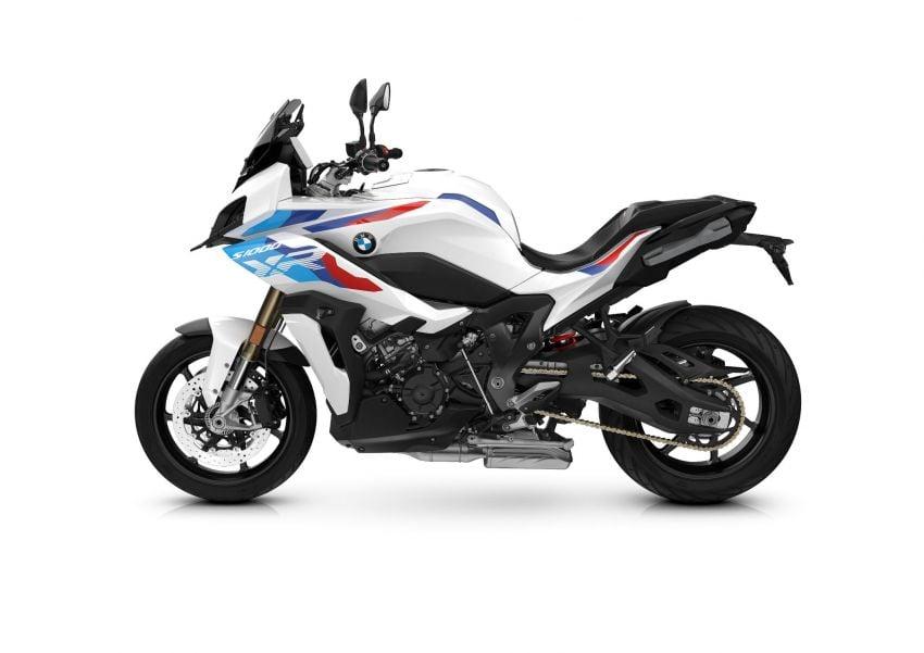2022 BMW Motorrad S1000RR new colour, M Package – new colour schemes for S1000XR adventure-tourer Image #1314385