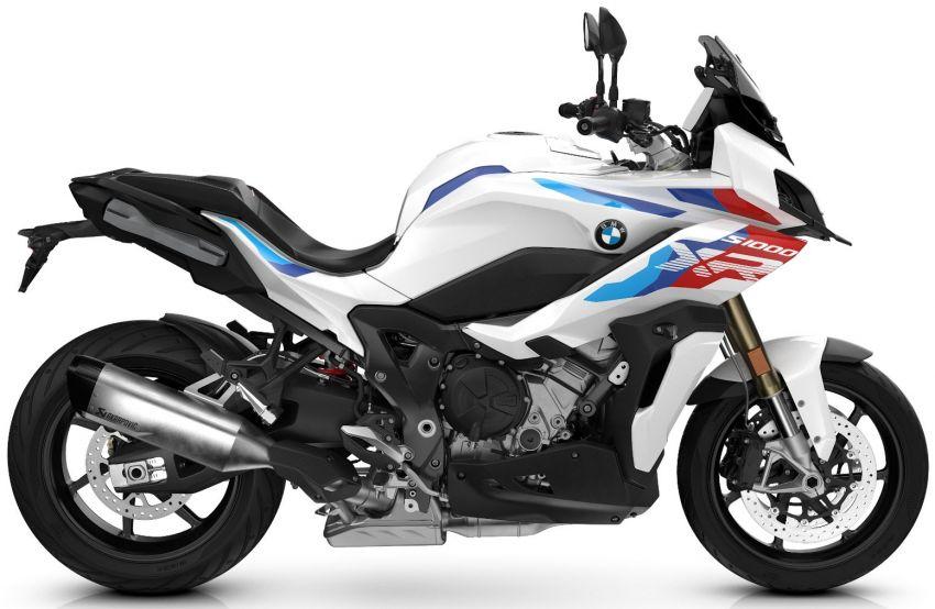 2022 BMW Motorrad S1000RR new colour, M Package – new colour schemes for S1000XR adventure-tourer Image #1314386