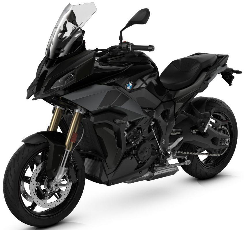 2022 BMW Motorrad S1000RR new colour, M Package – new colour schemes for S1000XR adventure-tourer Image #1314387