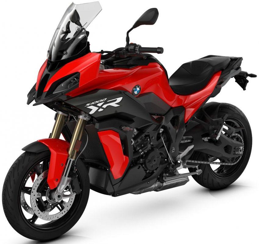 2022 BMW Motorrad S1000RR new colour, M Package – new colour schemes for S1000XR adventure-tourer Image #1314392