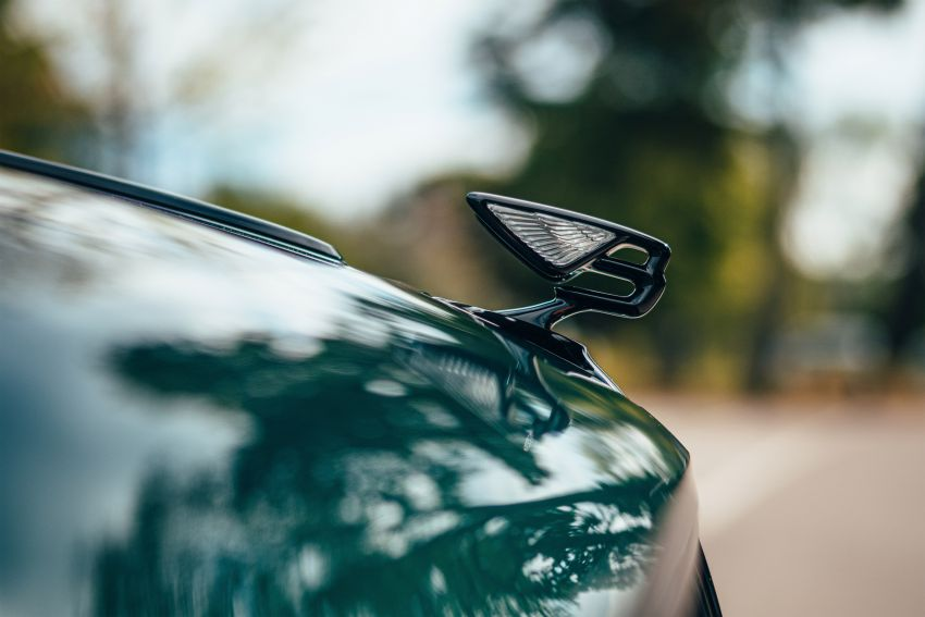 2022 Bentley Flying Spur Hybrid debuts: 2.9L V6 PHEV with 544 PS & 750 Nm; 14.1 kWh battery, 40 km  range Image #1316211