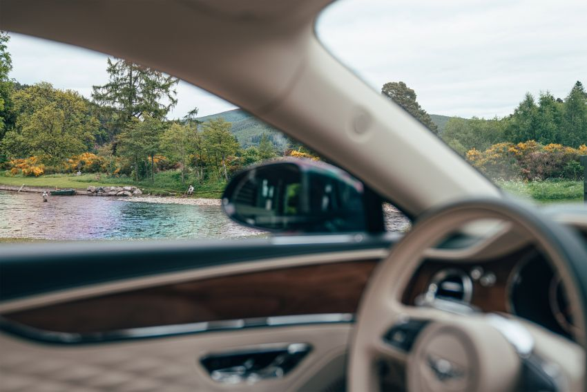 2022 Bentley Flying Spur Hybrid debuts: 2.9L V6 PHEV with 544 PS & 750 Nm; 14.1 kWh battery, 40 km  range Image #1316207