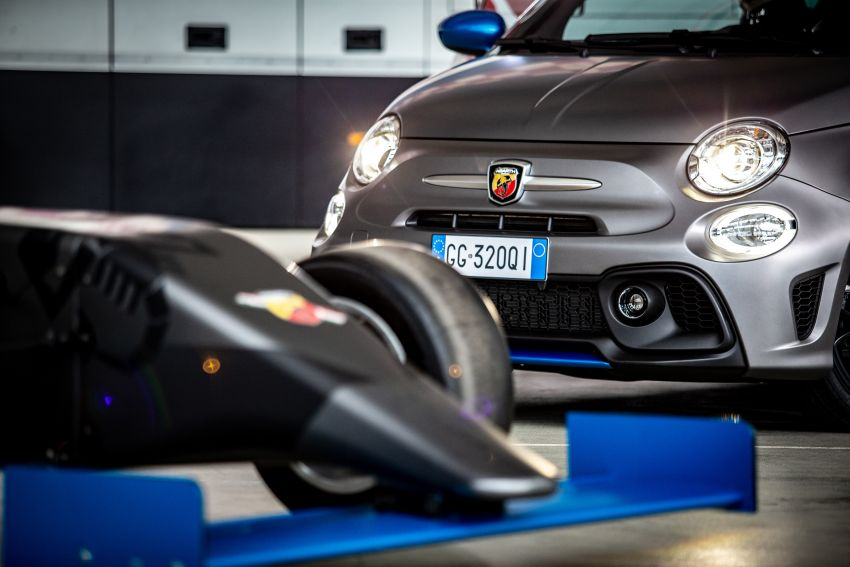 2022 Abarth F595 – 50th anniversary model with active exhausts, turbocharged 1.4L, from RM118k to RM141k Image #1319978