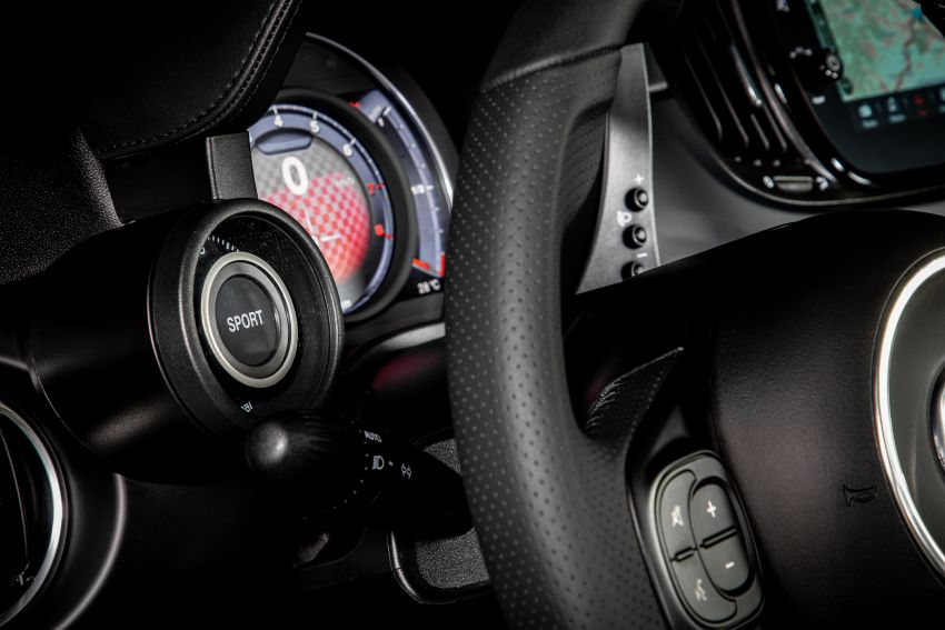 2022 Abarth F595 – 50th anniversary model with active exhausts, turbocharged 1.4L, from RM118k to RM141k Image #1319983
