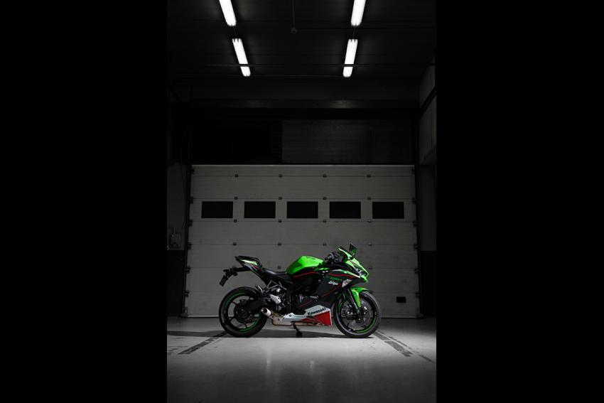 2022 Kawasaki ZX-25R Ninja new colours for Indonesia Image #1318281