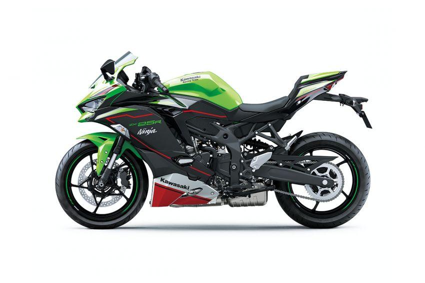 2022 Kawasaki ZX-25R Ninja new colours for Indonesia Image #1318282