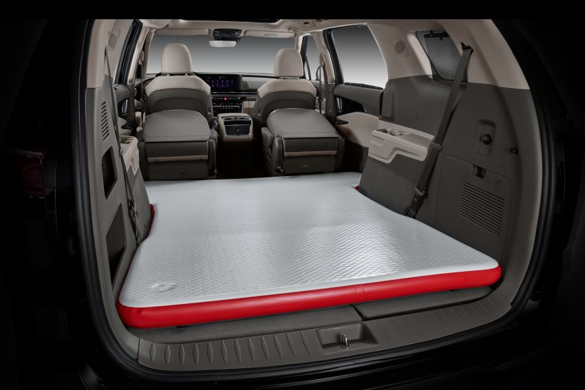 Kia Carnival Hi Limousine gets Lexus LM-rivalling 4-seater option with foot massager – RM317k in Korea Image #1318915