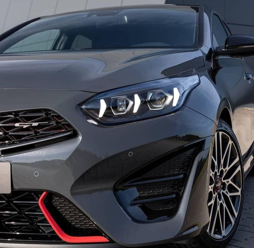 2022 Kia Ceed facelift range – official images leaked Image #1318957