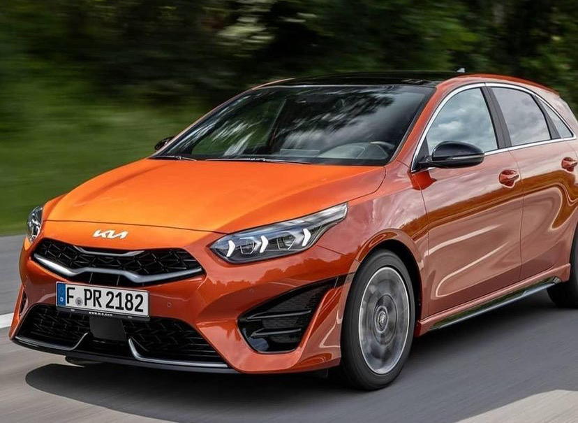 2022 Kia Ceed facelift range – official images leaked Image #1318958