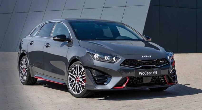 2022 Kia Ceed facelift range – official images leaked Image #1318960