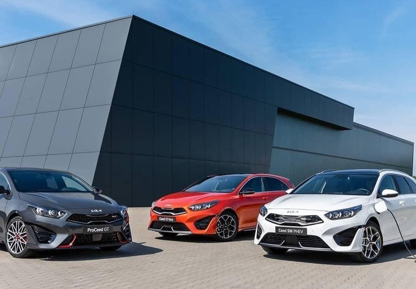2022 Kia Ceed facelift range – official images leaked Image #1318961